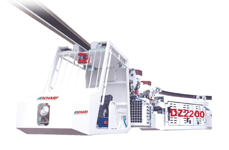DZ2200机车
