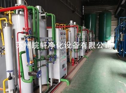 膜分离制氮机技术原理优点